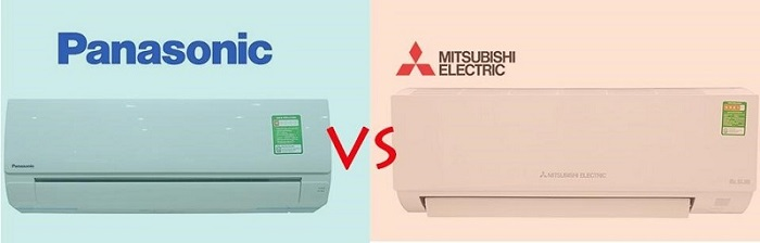 So sánh máy lạnh Panasonic và Mitsubishi - Tư vấn Mua máy lạnh gia stoots tại Hồ Chí Minh